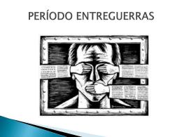 PERÍODO ENTREGUERRAS - Colégio Energia Barreiros