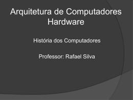 Slides - História dos Computadores