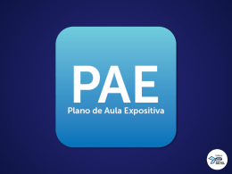 PAE | PPT - Editora Betel