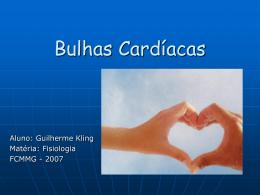 Bulhas Cardiacas - CEM-HUSJ