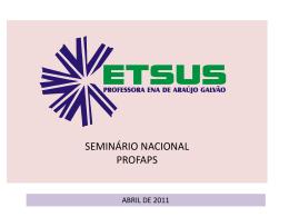 Ewângela Cunha - RET-SUS Rede de Escolas Técnicas do SUS