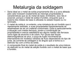 Metalurgia da soldagem1