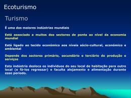 Aula0 - Turismo