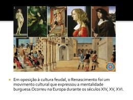 RenascimentoCultural