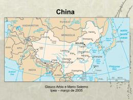 Apresentação Viagem China
