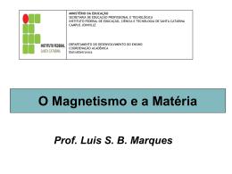 Materiais ferromagnéticos