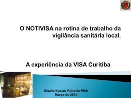 Giselle Kosiak - VISA Curitiba