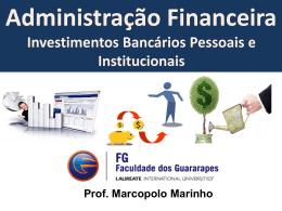 Aula 03 - Admin Financeira