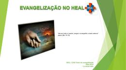 Evangelização em Ambiente Hospitalar