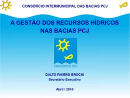 Clique aqui e veja - Comitê de Bacia Hidrográfica do Rio Paranoá