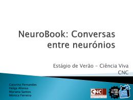 NeuroBook:Conversas entre neurónios