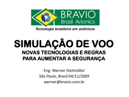 assista - BRAVIO- Brasil Avionics