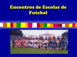 Apresentação - Associação de Futebol da Guarda