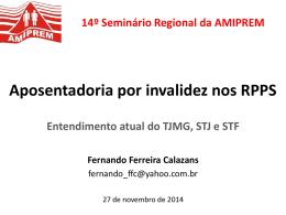 Seminário Amiprem Novembro 2014