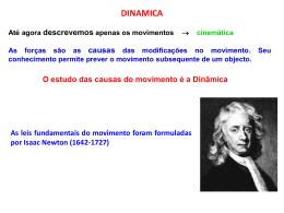Leis de Newton, Momento linear