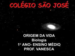 BIG-BANG - Colégio São José