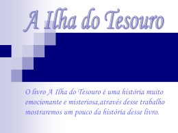 A ilha do tesouro (7º ano B)