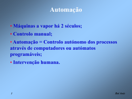 Automacao - Rui Assis Homepage