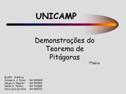 Voltar - Unicamp