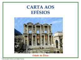 Cartas aos Efésios