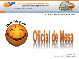 XIX Clinic Internacional ANJB 2011