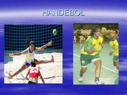 Handebol- Romário