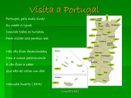 Quais as potencialidades do turismo em Portugal?