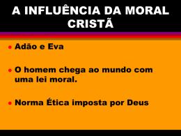 HISTÓRICO DA ÉTICA