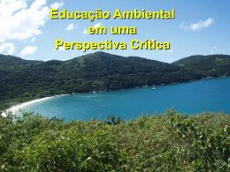 Educação Ambiental - drb