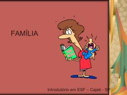 FAMÍLIA - WordPress.com