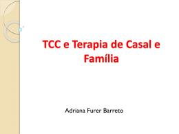 Terapia de Família/Casal
