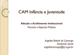 Acesse CAM Infancia e Juventude 2013