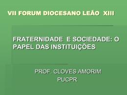Cloves Amorim - Colégio Leão XIII