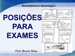 Posições para Exames - Universidade Castelo Branco