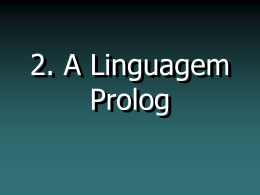 Programas Prolog