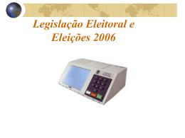 Cálculos eleitorais