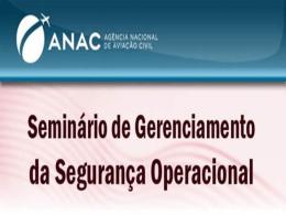 seminário de gerenciamento da segurança operacional