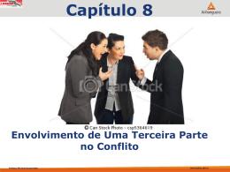 Envolvendo uma terceira parte no conflito