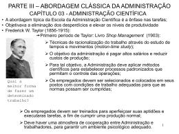 parte i - PORTAL DO ADMINISTRADOR