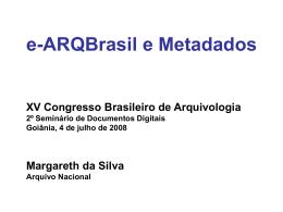 e-ARQ Brasil