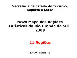 3 – Serra Gaúcha