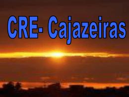 Apresentação GRE Cajazeiras