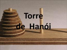 O que é Torre de Hanói?