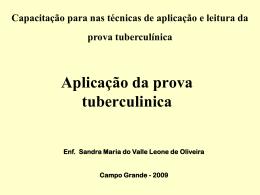 Medidas de controle da infecção tuberculosa
