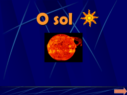 O Sol - GEOCITIES.ws