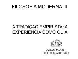 Filosofia Moderna 3