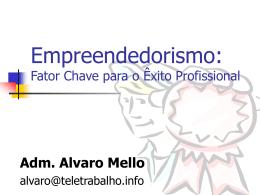 empreendedorismo 1 - Universidade do Minho