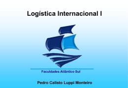 Logística Internacional Unidade IV