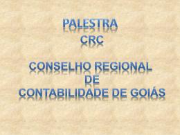 a precisão da decisão - CRC-GO