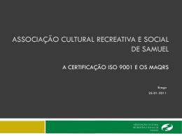 Apresentação Samuel, 25 Jan 2011, Braga
